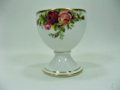 Royal Albert Old Country Roses - Eierbecher - Höhe ca 6 cm Ø ca. 4,9 cm
