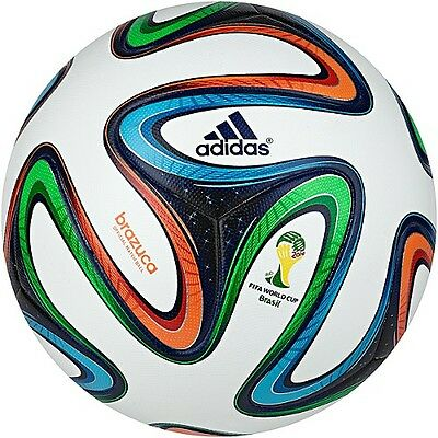 Adidas Brazuca Official Match Ball from the 2014 World Cup  - G73617