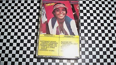 Thelma Houston Ready To Roll  Vintage New Sealed Audio Tape Cassette