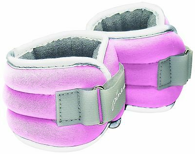 Pineapple PP4441PK Womans Ankle / Wrist Weight Pair (2x .5lb = 3lb)