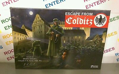 Escape From Colditz Board Game Osprey Games - Brand NEW & Sealed