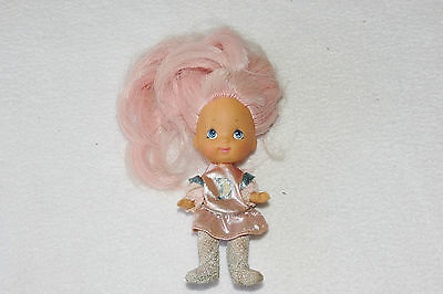 "Hasbro Moon Dreamers Blinky Pink Hair Original Outfit Mini 5"" Doll Vintage 1986"