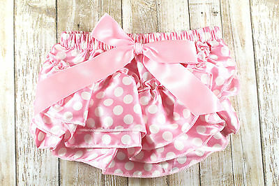 Baby girl diaper covers,pink diaper cover,kids underwear,ruffle diaper covers