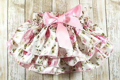 Baby girl diaper covers,flower diaper cover,kids underwear,ruffle diaper covers