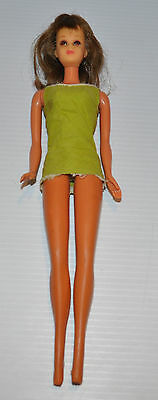 FRANCIE Doll Bendable Leg Brunette - Korea 1965 Mattel BARBIE