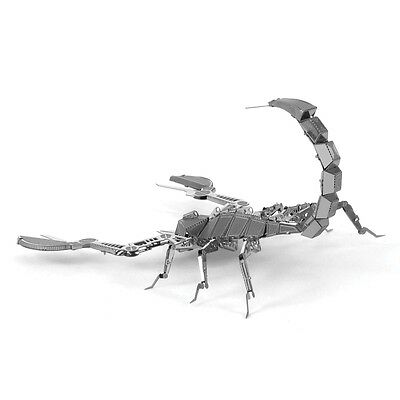 Metal Earth 3D Scorpion Model // Amazing Miniature Kits