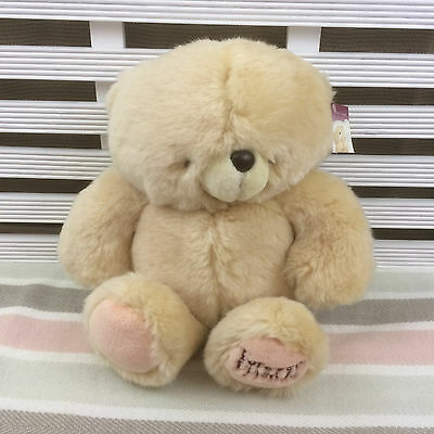 """Forever Friends Bear Soft Toy 12"""" with tag"""