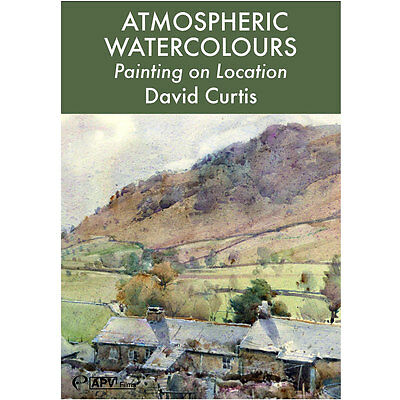 DVD : Atmospheric Watercolour - Painting on Location : David Curtis