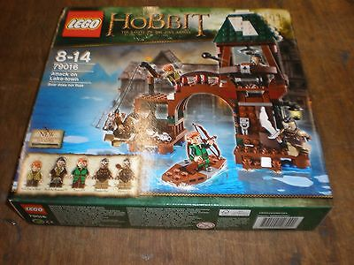 Lego®Hobbit 79016 Attack on Lake-town Neu&Ovp