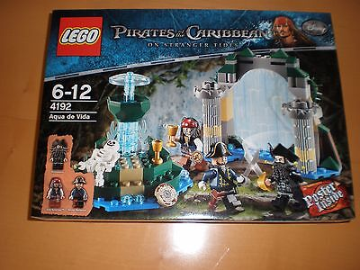 LEGO® Pirates of the Caribbean - Quelle der Jugend 4192 NEU & OVP