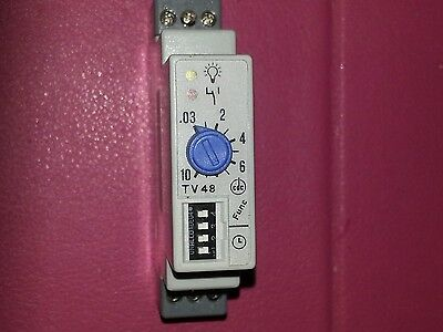 BN Boxed CDC TV48 Multi Function Timer.