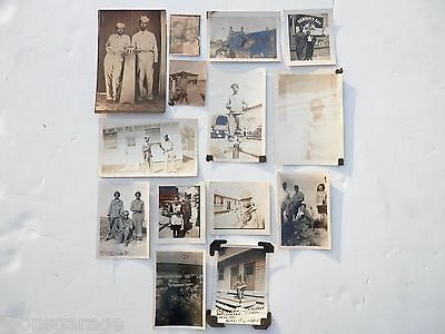 Vintage WWII  African American Photos Lot #2