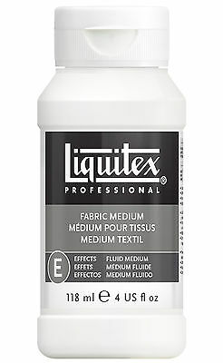 Liquitex : Professional : Fabric Medium : 118ml