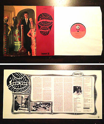Bill Plummer And The Cosmic Brotherhood LP JAZZ PSYCH 1968 Journey To The East