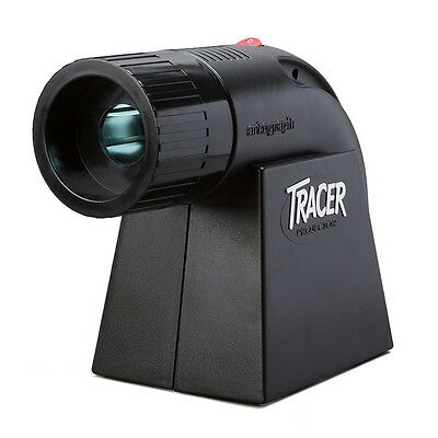 Artograph The Tracer Projector ~Enlarges up to 10x onto vertical surface 100 w