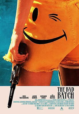 The Bad Batch Poster A4 A3 A2 A1 Cinema Movie Large Format