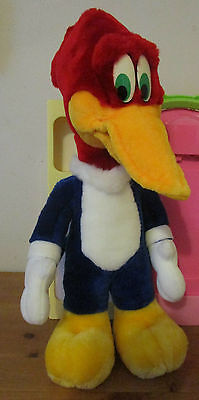 Collectible Plush Woody Woodpecker Doll