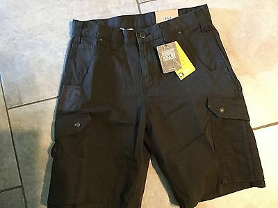 CARHARTT B357 Brown NWT Ripstop Cargo Work Short Sz 33 Relaxed Fit Retails $40