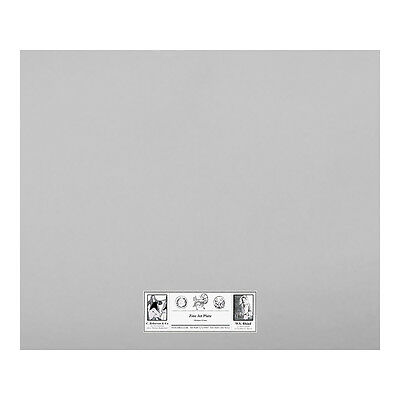 Roberson Zinc Jet Etching Plate 300 x 250 mm 1.6mm
