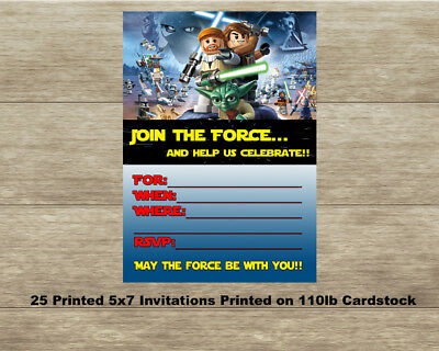 Fortnite Fill In Birthday Invitations Quantity Of 25 6 99
