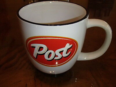 Post Cereal Advertising Coffee Cup/Mug Ceramic