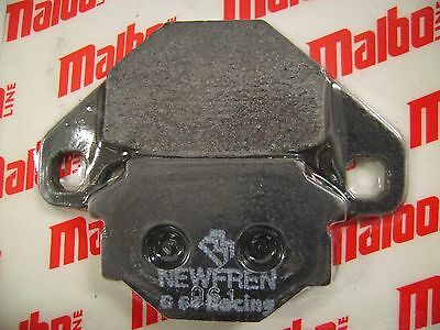 NEW ORIGINAL Malaguti F10 NEWFREN Brake pad pair for F10 - ET: 11940100