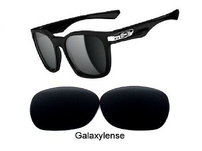 7b7a1b4fb8 Galaxy Replacement Lenses For Oakley Garage Rock Sunglasses Black Polarized