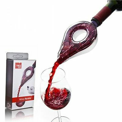 Red Wine Aerator Aerating Decanter Wine Decanter Wine Pour Filter Pourer