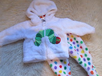 The World Of Eric Carle Very Hungry Caterpillar 2 Piece Set Warm Fuzzy Size 00