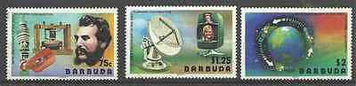 Timbres Communications Barbuda 281/3 ** lot 20831