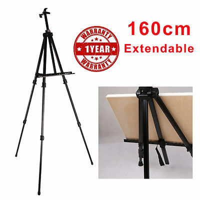 Adjust Stand Tripod Easel Display Drawing Board Art Artist Supply Exhibition