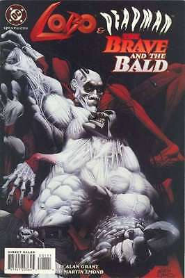 Lobo (1993 series) Deadman: The Brave and the Bald #1 in Near Mint condition