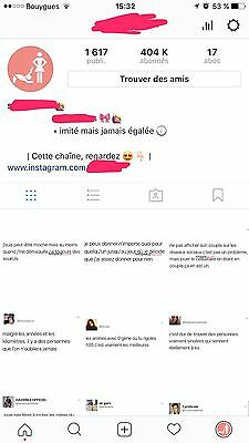 Compte account Instagram 400k for 24h shoutout only i not sell the account