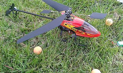 Esky Honey Bee V2 4-Channel RC Helicopter - excellent condition