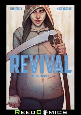 REVIVAL VOLUME 4 DELUXE COLLECTION HARDCOVER (296 Pages) Hardback Collect #36-47