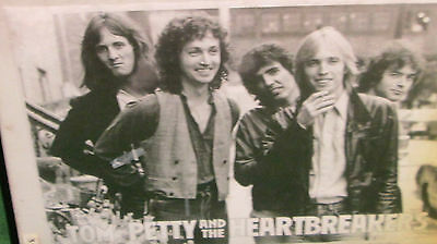 Tom Petty Poster Mid 2000's Vintage New Rare Heartbreakers