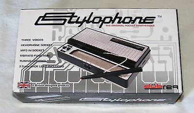 Vintage Stylophone - Electronic Organ Keyboard Synth Original Box  Fully Working