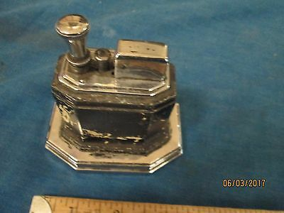 Ronson Vintage Table Lighter Touch Tip