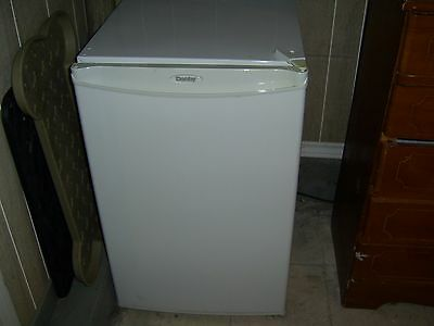 Small Used Danby Fridge Working Condition