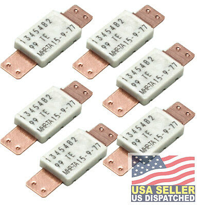 Littelfuse, Resettable Fuses - PPTC 77 ACT TEMP 15A HOLD (6 pieces)  TE, Raychem