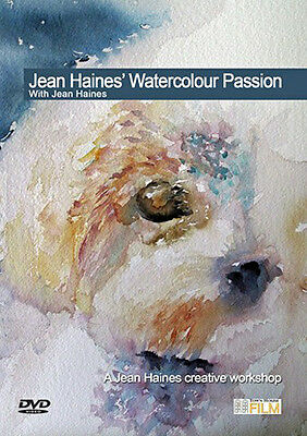 Townhouse DVD Watercolour Passion Jean Haines SWA