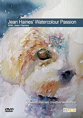Townhouse DVD : Watercolour Passion : Jean Haines SWA