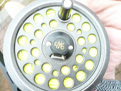"J.w.young ""reflex"" 1445  Fly Reel,beauty Made England Perfect Working,spooled"
