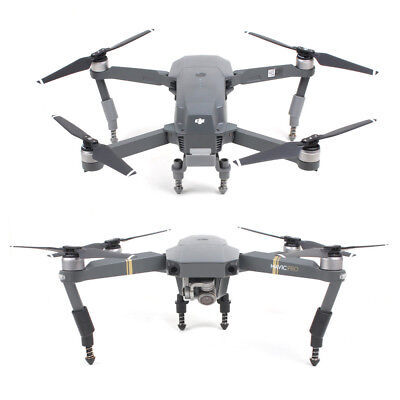 Upgraded Shockproof Landing Gear Extensions Gimbal Protection for DJI Mavic Pro