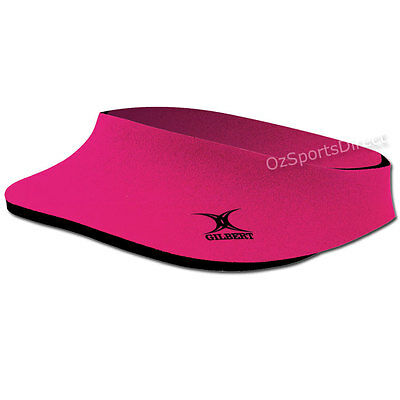 Gilbert Netball Training Visor - PINK