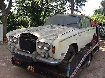 1975 ROLLS ROYCE  SILVER SHADOW.....For Spares