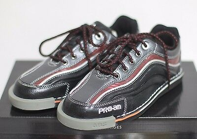 ABS PRO-AM S-950 Bowling Shoes Wine Color - Authentic Free Fast Shipping