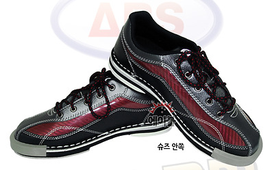 ABS PRO-AM S-570 Bowling Shoes Wine Color - Authentic Free Fast Shipping