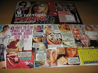 TAYLOR SWIFT - Magazine Clippings