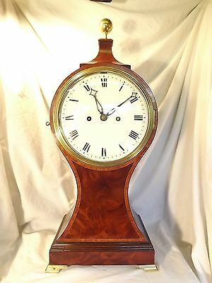 "Fine Quality Double Fusee London Bracket Clock ""Desbois & Wheeler""."